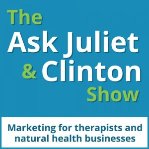The Ask Juliet & Clinton Show